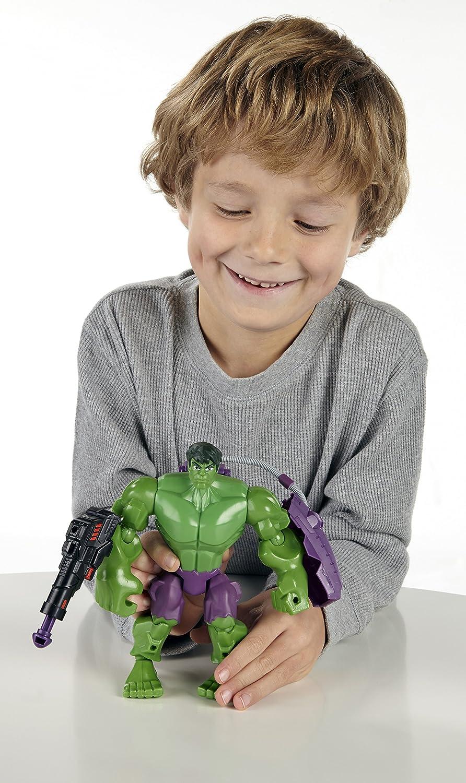 Marvel Super Hero Mashers Carnage Figure Vert, Violet.