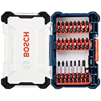Deals on Bosch Impact Tough 24-Piece Screwdriver Bit Set