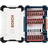 Bosch 24 Piece Impact Tough Screwdriving Custom Case System Set SDMS24