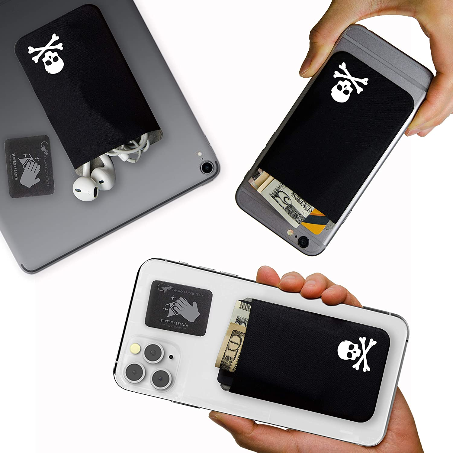 snowboard cell phone card holder Snowboard iphone case card holder phone wallet stick on for snowbaroders - Snowboard