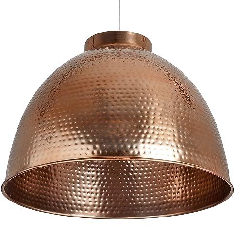 Large hammered copper pendant light amazon lighting large hammered copper pendant light aloadofball Images