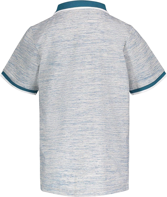 Andy /& Evan Infant /& Toddler Boys Short Sleeve Polo Shirt Teal