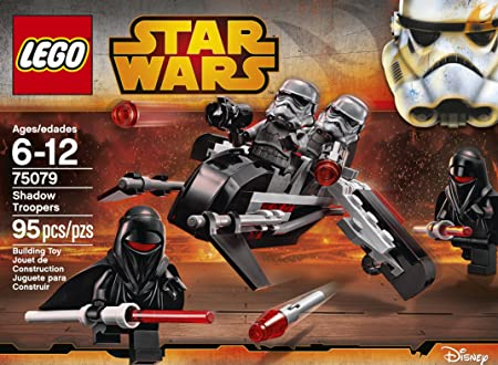 LEGO STAR WARS MINIFIGURE 75079 LEGO ORIGINAL* *NUEVO // NEW SHADOW GUARD