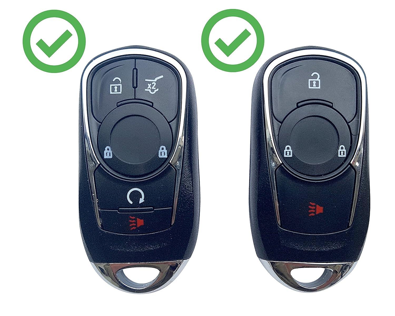Go wie bei den Modellen Cascada Mokka X Astra Insignia Crossland Wagners H/ülle f/ür Opel Smart Key Modell D Silikon Schl/üssel Schutzh/ülle Cover Schutz 3-Tasten Autoschl/üssel f/ür Keyless