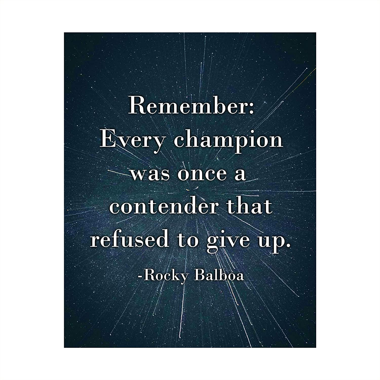 Rocky Balboa Quotes-