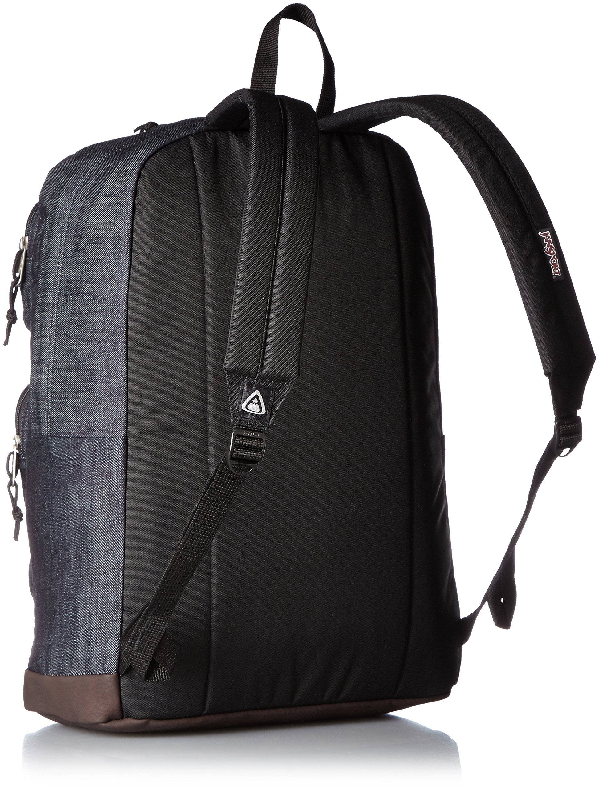 JanSport Houston Laptop Backpack- Discontinued Colors (Blue Denim - Expressions) by JanSport (Image #2)