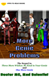 More Genie Problems: Can the Hero Billionaire Hold off Judgment Day? (Marvin and Fatima Book 3)