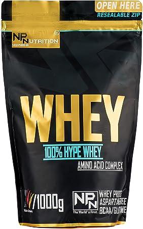 Np-Nutrition 100% Polvo de Proteína de Suero de Leche ...