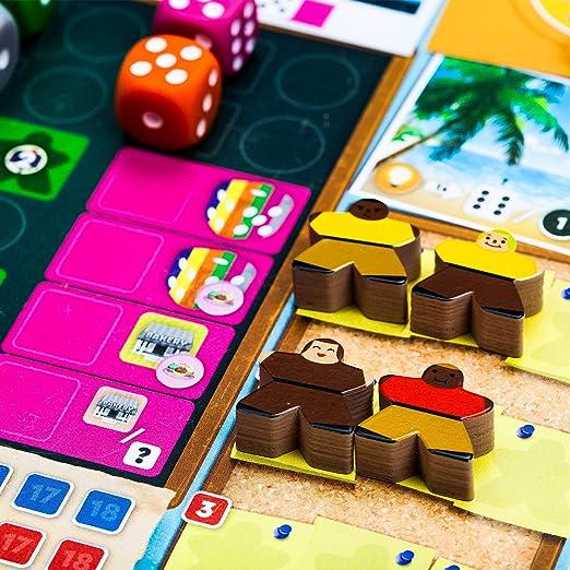 Ludonova - Cupcake Empire, juego de mesa (LDNV220001): Amazon.es: Juguetes y juegos