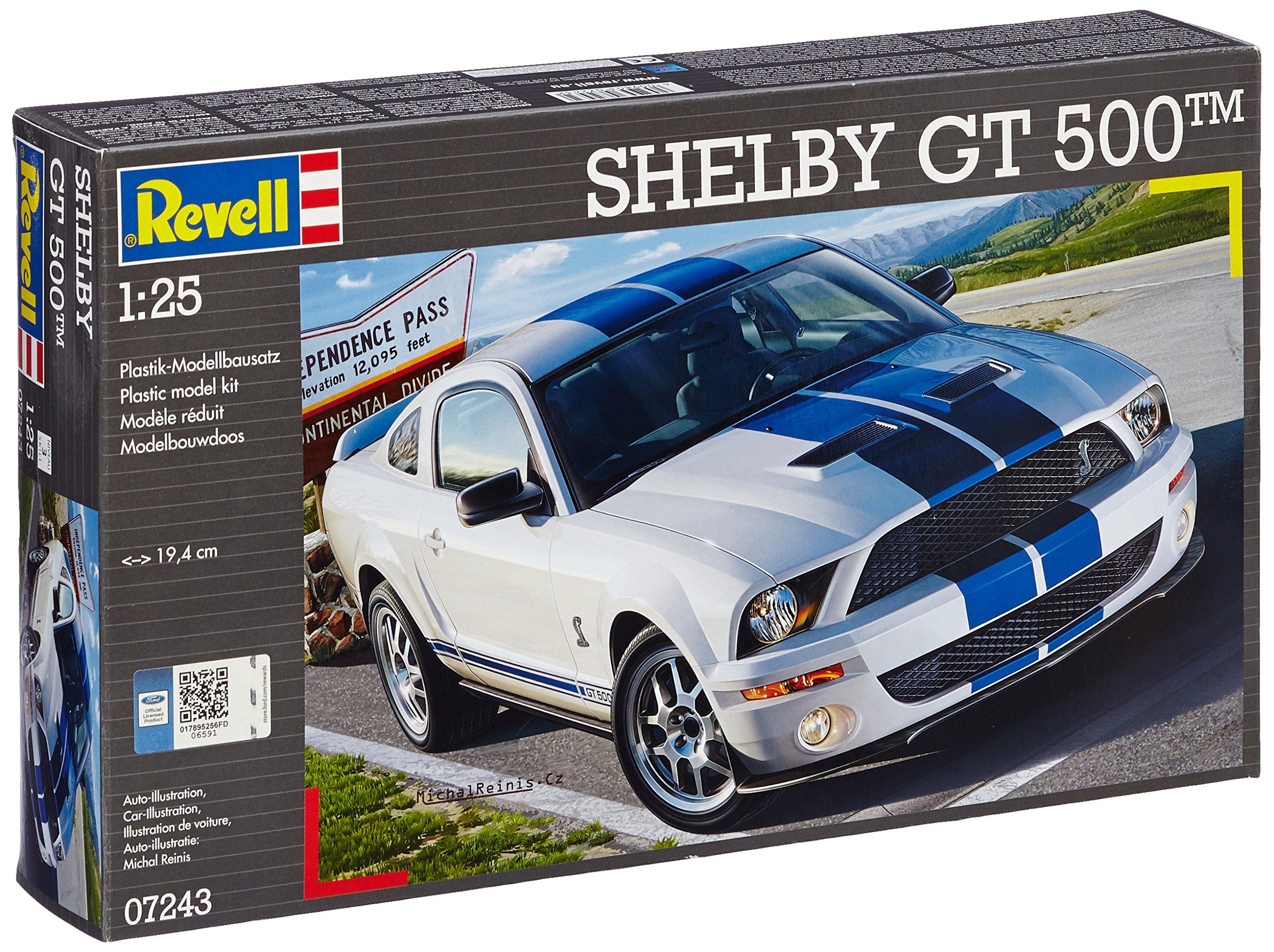 Revell Shelby GT 500 Model Kit
