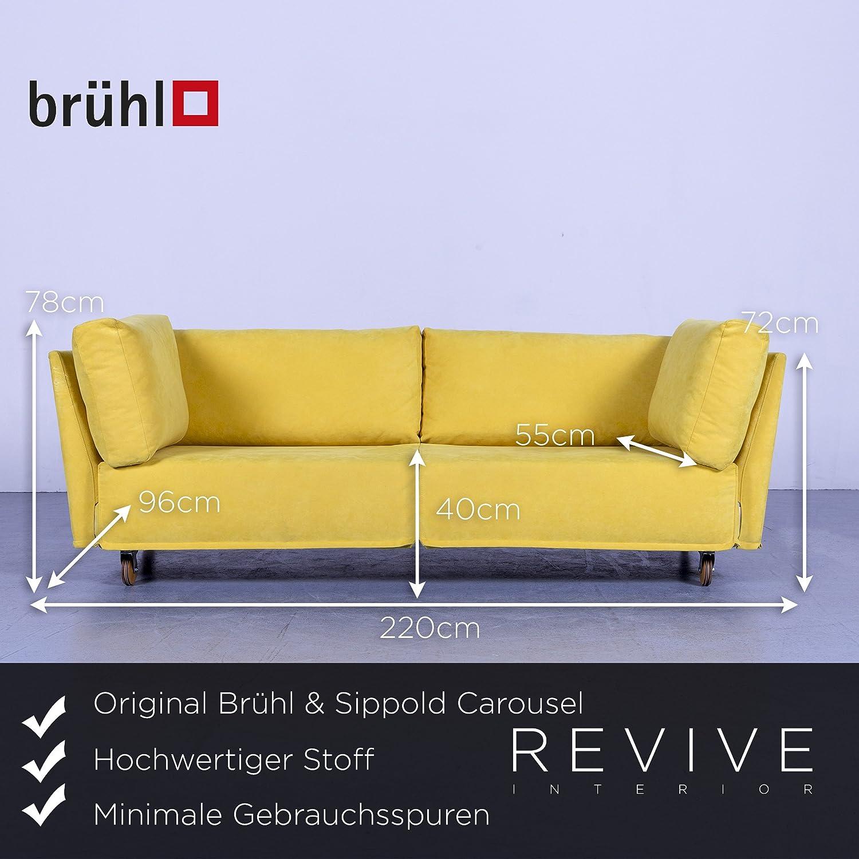 Blickfang Brühl Und Sippold Ideen Von Conceptreview: Brühl & El Designer Stoff Sofa