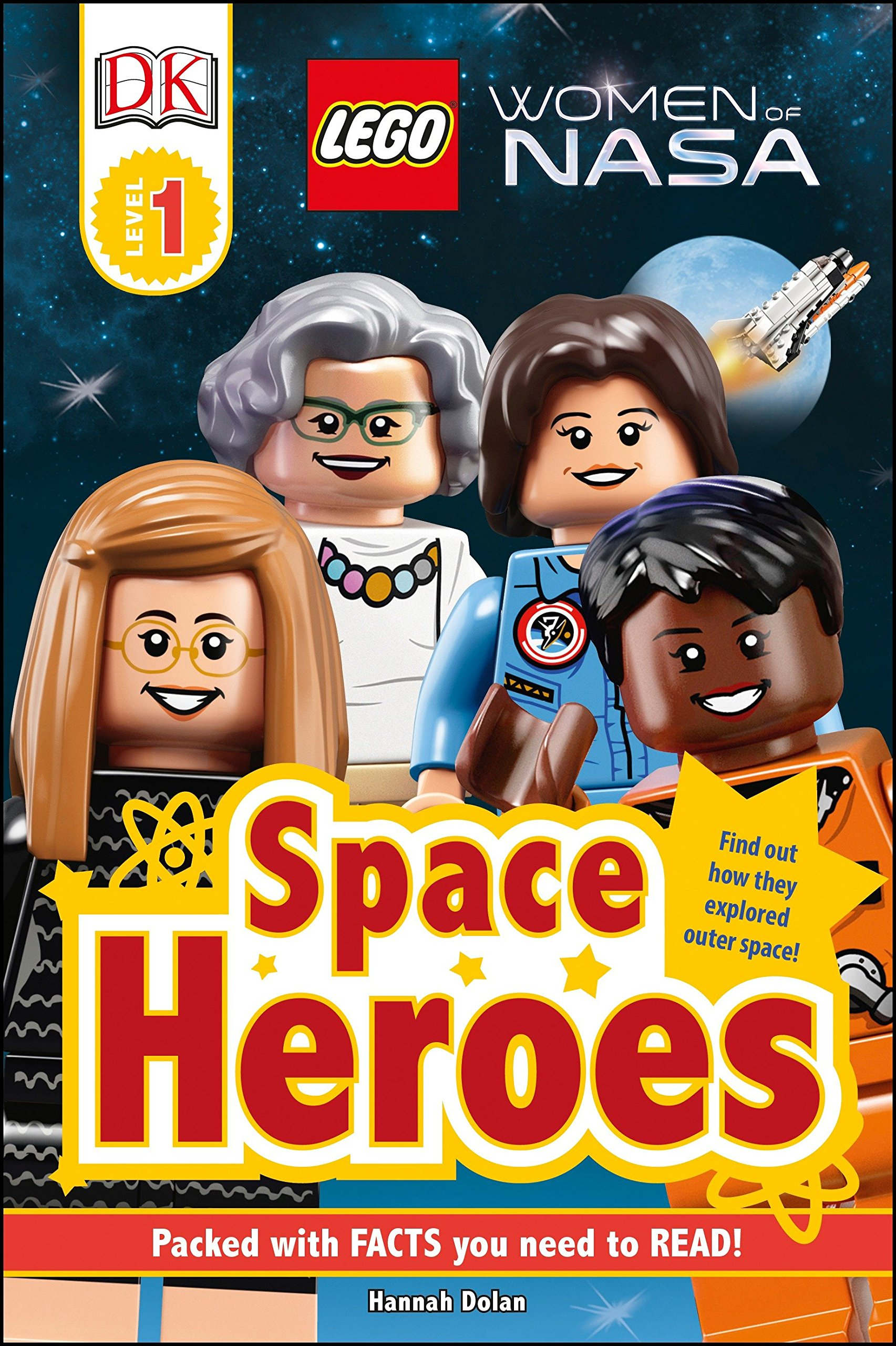 Image result for lego women of nasa book