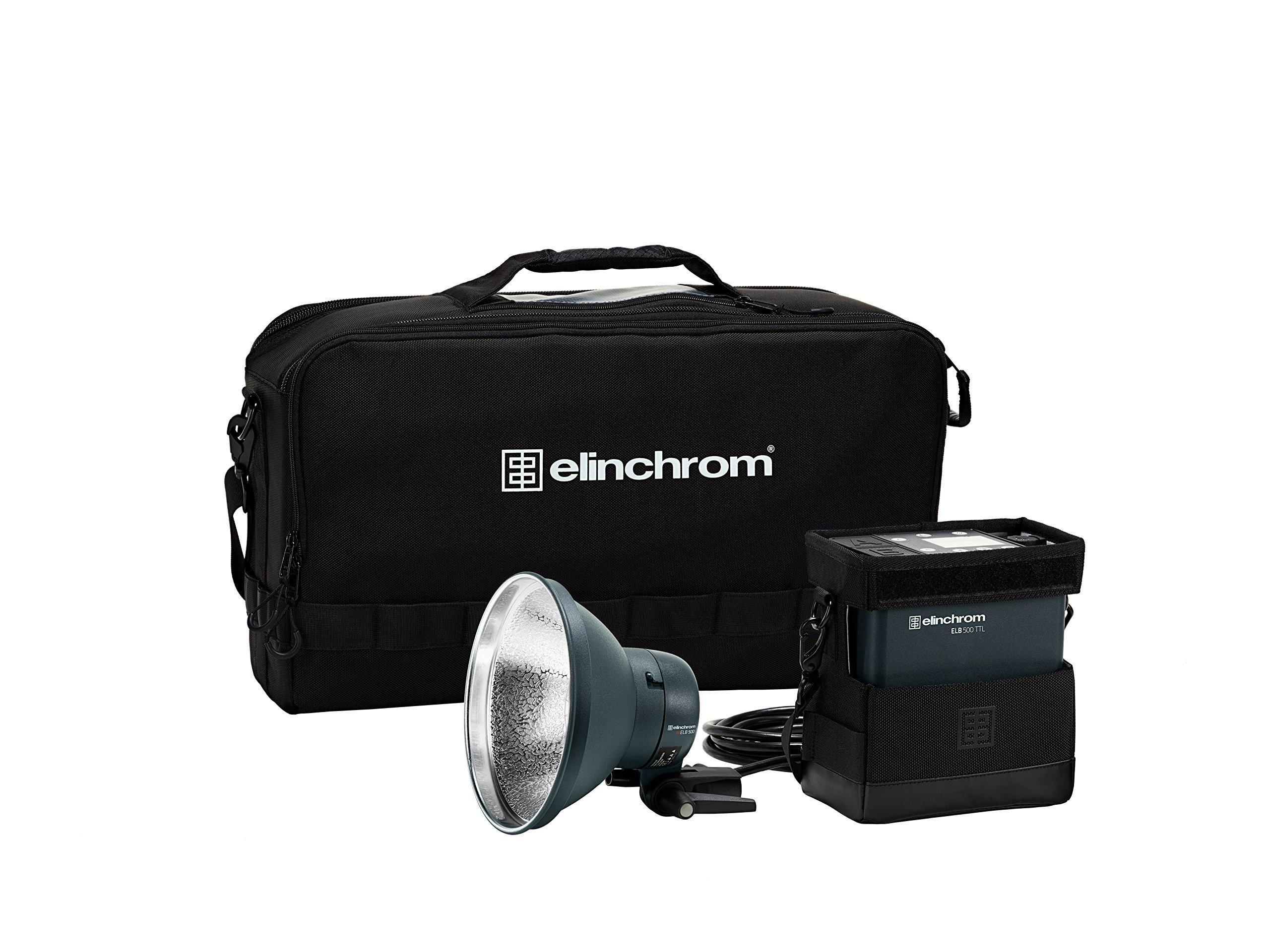 Elinchrom ELB 500 TTL Dual To Go Kit (EL10310.1)