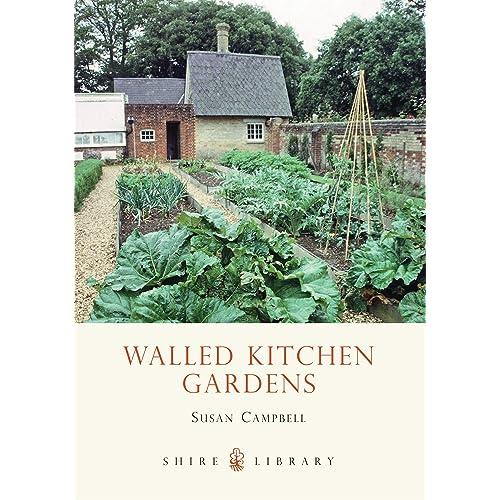 Walled Kitchen Gardens (Shire Album)
