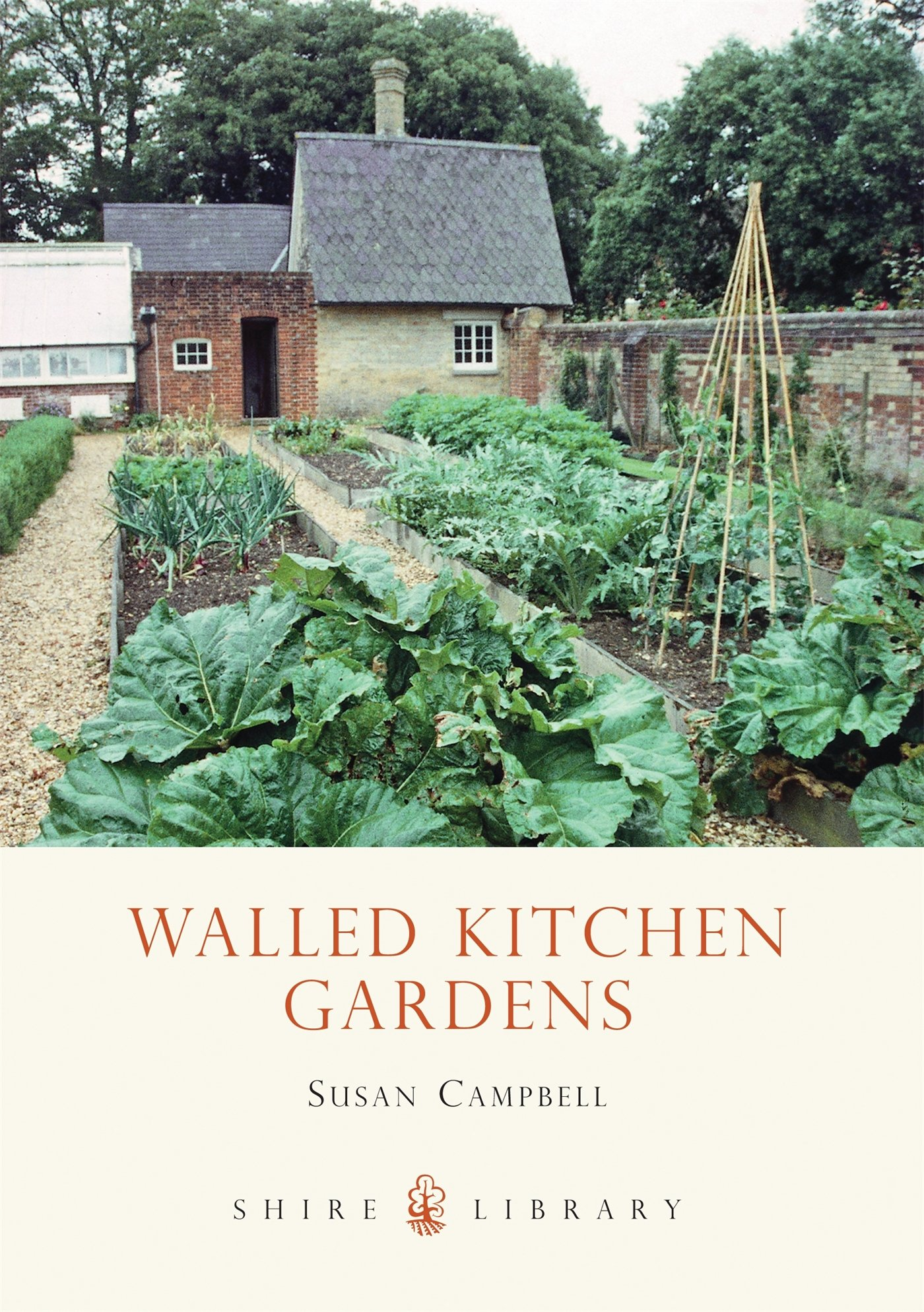 Kitchen Gardens Walled Kitchen Gardens Shire Library Susan Campbell
