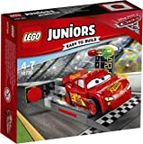 LEGO 10730 Juniors Lightning McQueen Speed Launcher