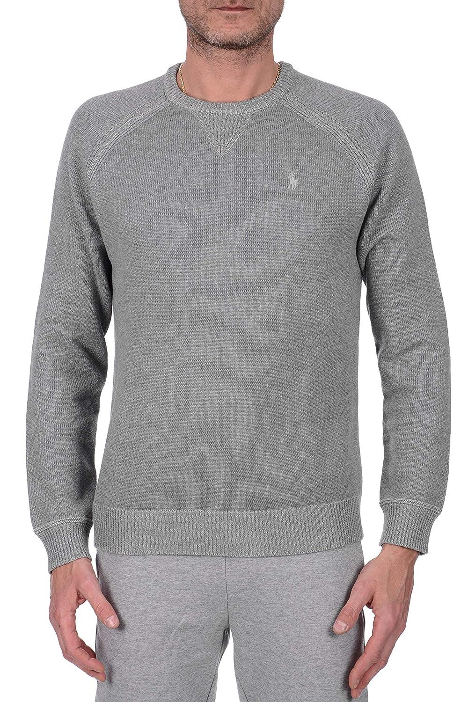 Polo Ralph Lauren Mens Crew Neck Pullover Sweater