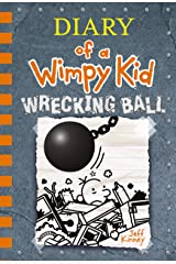 Wrecking Ball (Diary of a Wimpy Kid Book 14) Kindle Edition