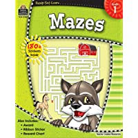 Ready-Set-Learn: Mazes Grd 1