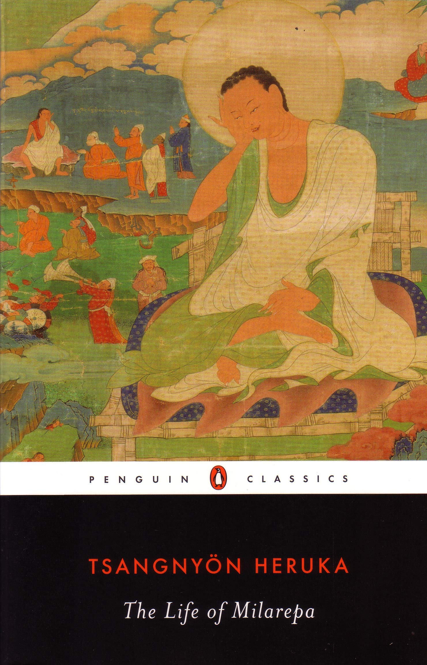 The Life Of Milarepa  Penguin Classics