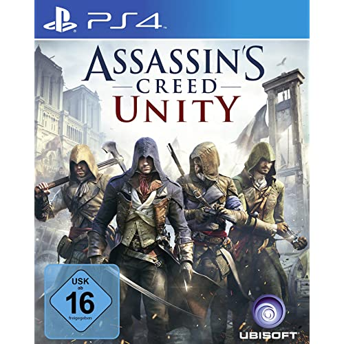 Assassin's Creed Unity - [PlayStation 4]