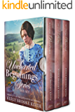 The Uncharted Beginnings Series Box Set: Books 1-3 (Uncharted Beginnings Christian Historical Romance) (English Edition)