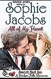 All of My Heart: Sweet Hart Inn (A Harbor Falls Romance Book 1)