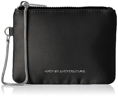 Juicy by Juicy Couture Womens Joni Purse Black (Black Parka)  Amazon ... 9a5287b9f