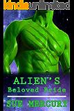 Alien's Beloved Bride: A Sci-Fi Alien Romance (Mail Order Human Book 5)