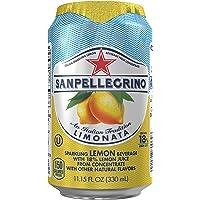 San Pellegrino Sparkling 11.15 Oz. Fruit Beverages Cans 24 Count
