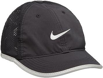 Nike - W's Run Knit Mesh Cap - Casquette - Noir - One Size ...
