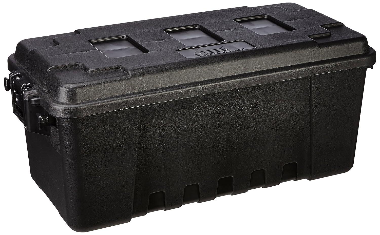 Plano Caja para almacenamiento, tamañ o mediano, color negro tamaño mediano 1719-00
