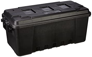 Plano Caja para almacenamiento, tamaño mediano, color negro: Amazon.es: Deportes y aire libre