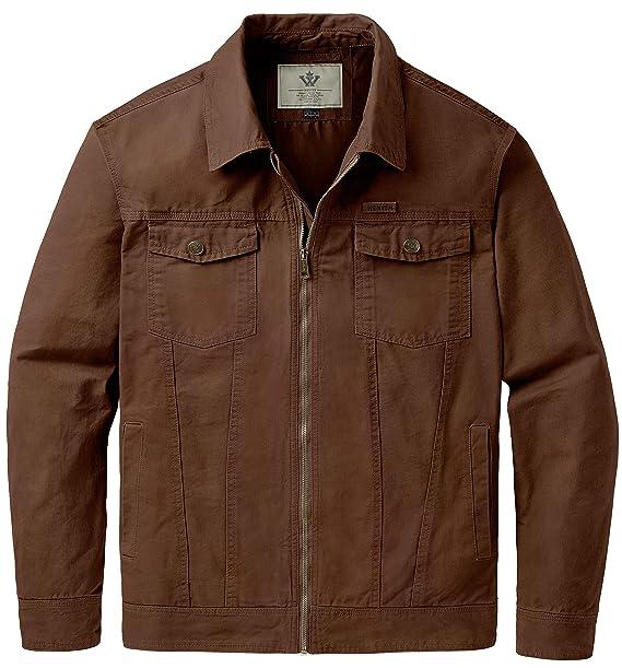Amazon.com: WenVen chaqueta de algodón de moda para ...