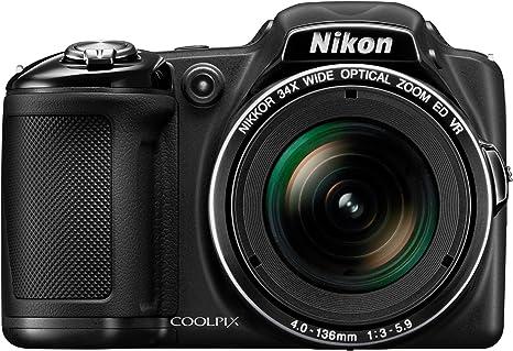 Nikon Coolpix L830 - Cámara compacta de 16 MP (Pantalla de 3 ...