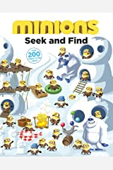 Minions: Seek and Find Kindle Edition