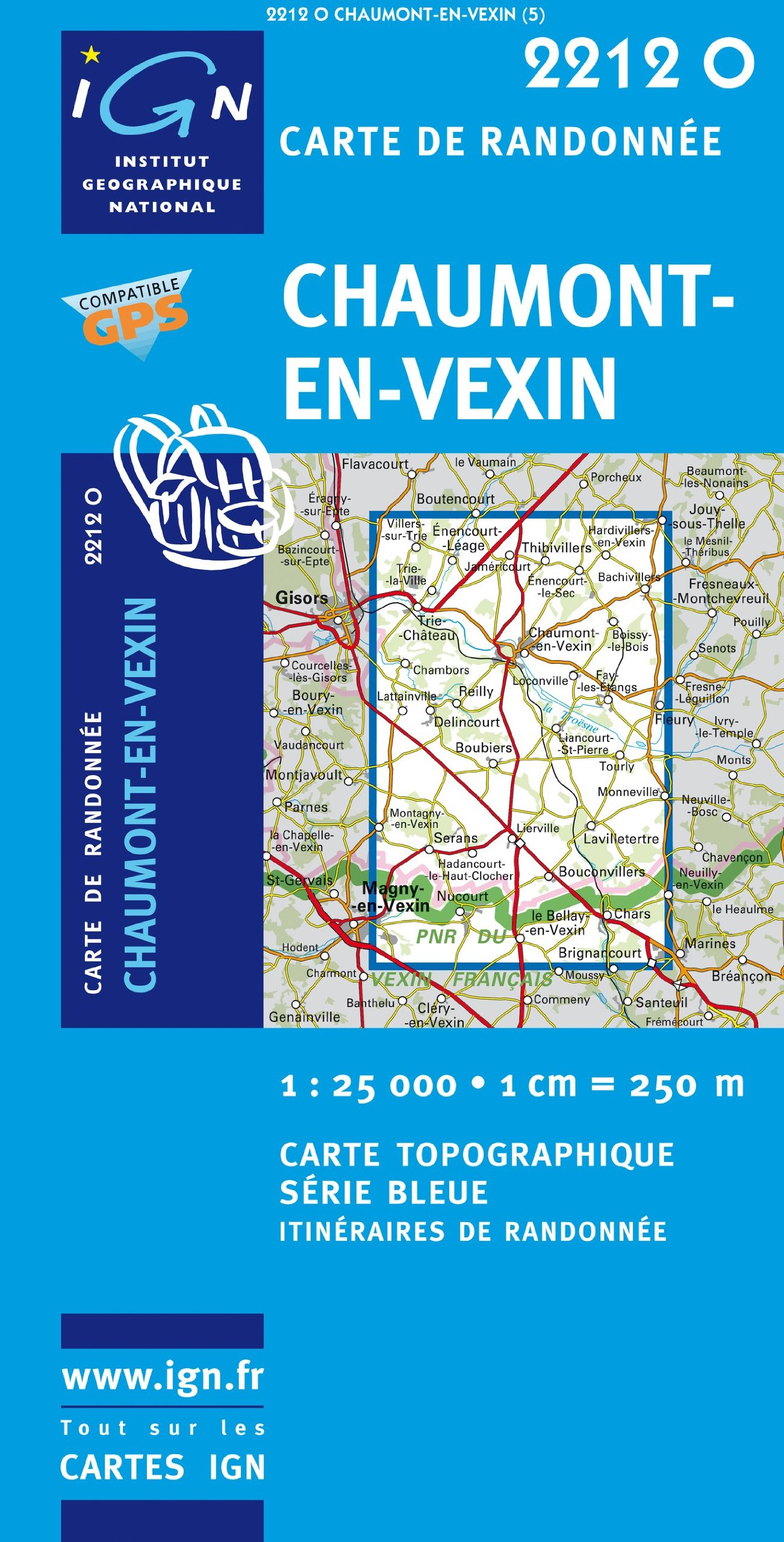 Chaumont-en-Vexin GPS: IGN2212O: 9782758508953: Amazon.com ... on map of ferghana valley, map of shebaa farms, map of arkansas territory, map of solid south, map of chiltern hills, map of normandy, map of sonoran desert, map of sulu sea,
