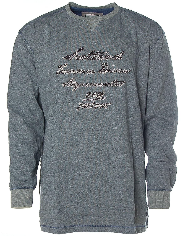 ARQUEONAUTAS Herren Langarm Shirt Pullover -Scotland-