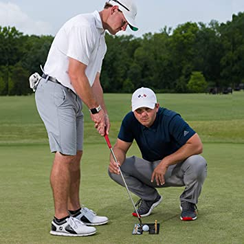 Amazon.com: Shaun Webb, PGA, poniendo espejo (12