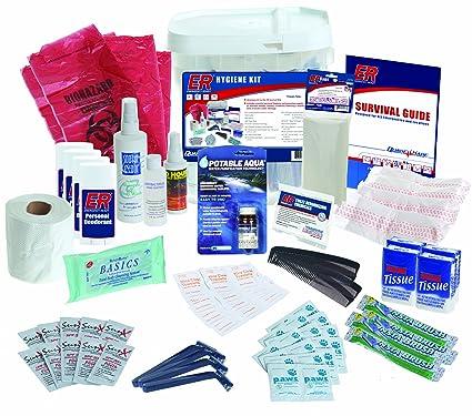 Amazon.com  ER Emergency Ready SKHG Family Hygiene Emergency Kit ... fdf4999ad112f