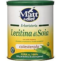 Matt&Diet Lecitina di Soia - 250 gr