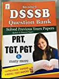 Solanki's DSSSB Question Bank (10 Years)