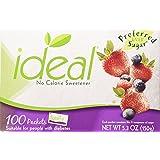 Ideal No Calorie Sweetener 100 Count