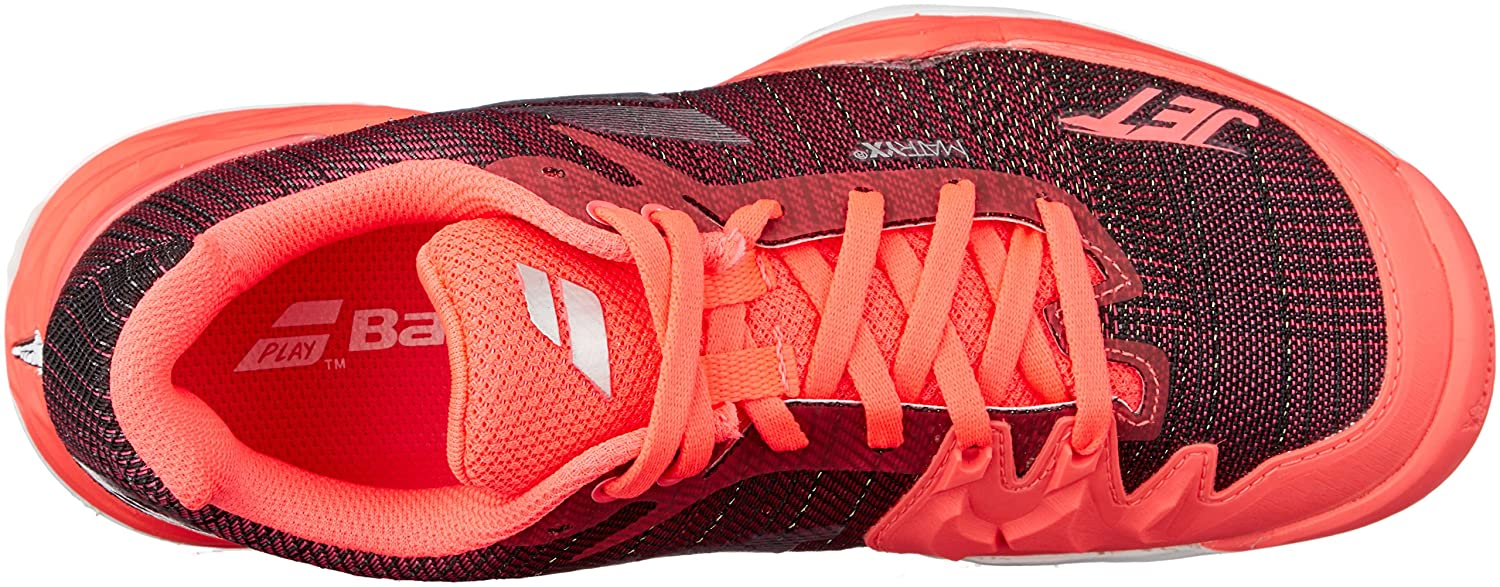 Babolat Women's Jet Mach II All Court Tennis Shoes B0787434C4 8 B(M) US|Pink