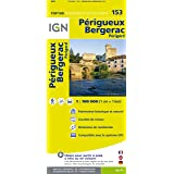 Top100153 Perigueux/Bergerac 1/100.000