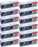 Crest Sensi-Repair and Prevent Toothpaste, Smooth Mint, Travel Size, TSA Approved, 0.85 Ounces (Pack of 12)