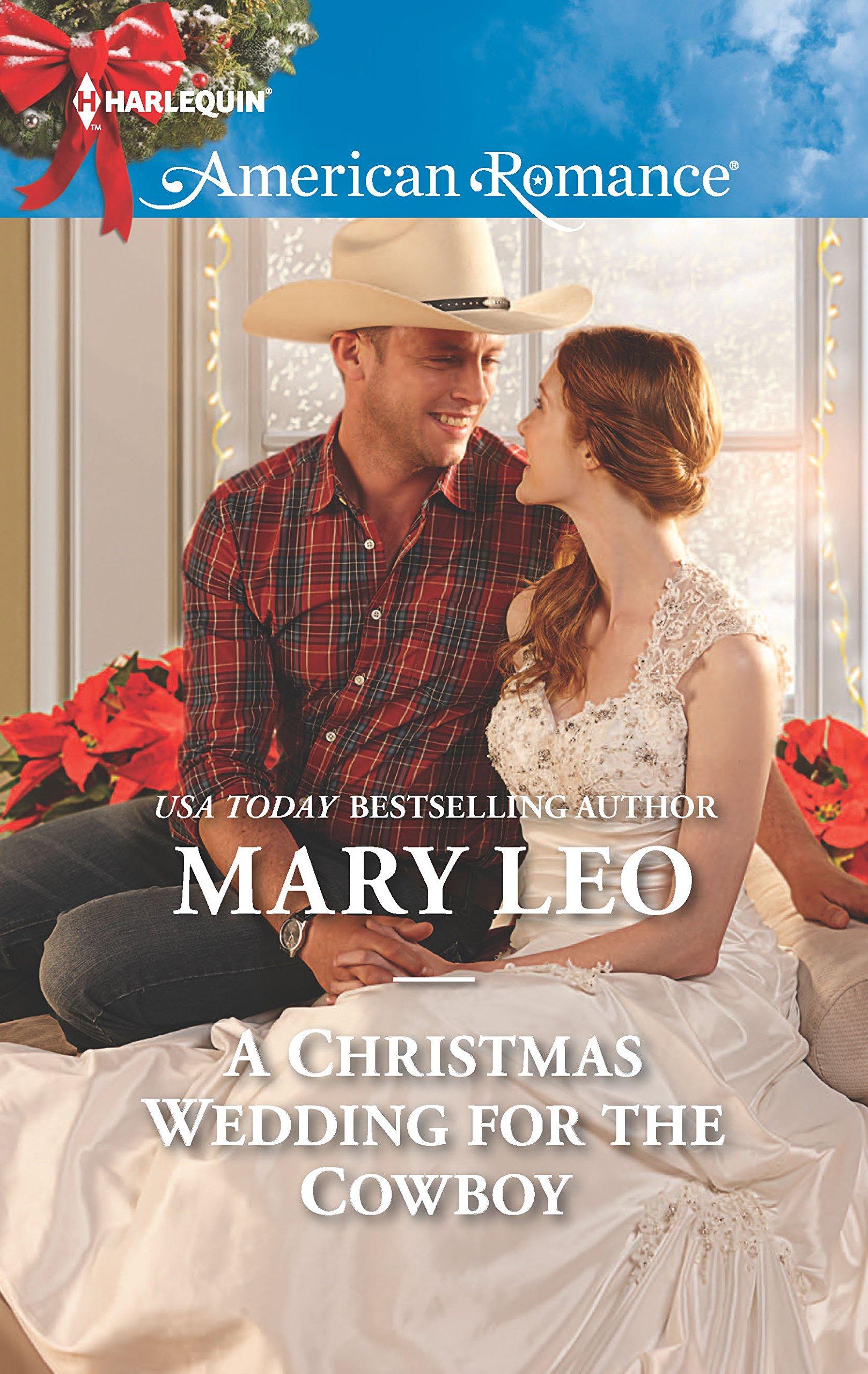 A Christmas Wedding for the Cowboy (Harlequin American Romance) PDF