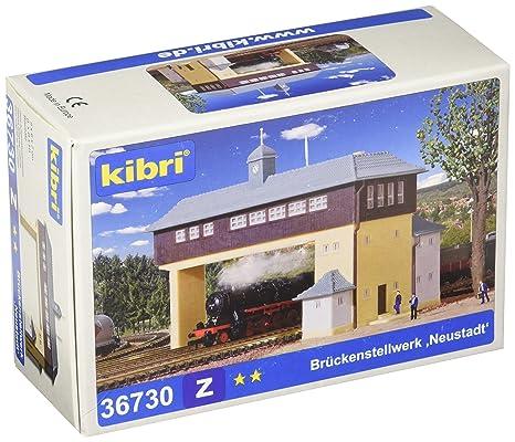 Kibri - Estación ferroviaria de modelismo ferroviario Z ...