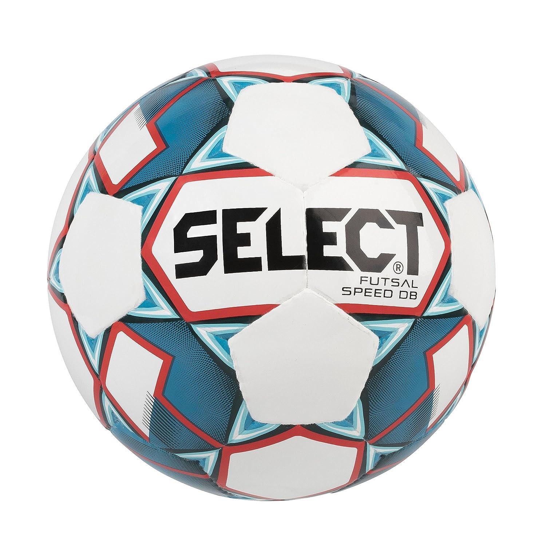 SELECT Speed - Balón de fútbol para Adulto, Unisex, Color Blanco ...