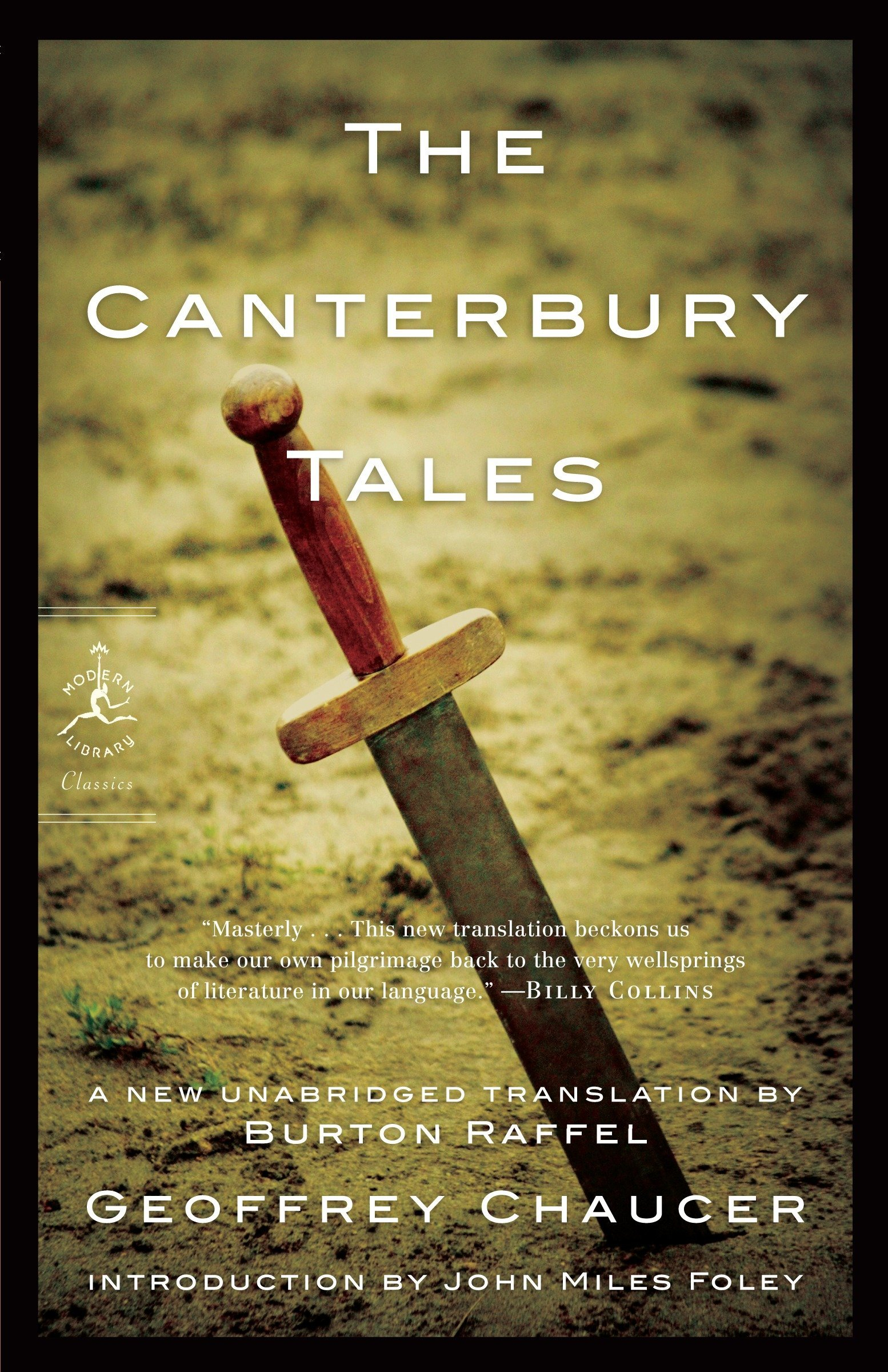 Read Online The Canterbury Tales (Modern Library Classics) PDF